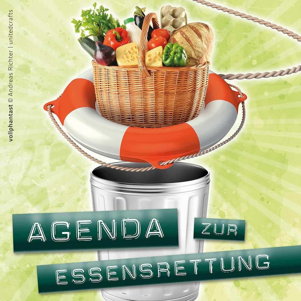 Agenda zur Essensrettung