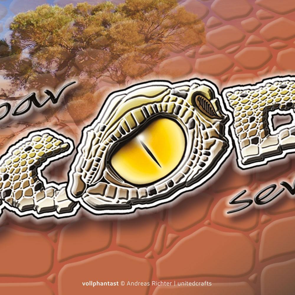 Outback Bar – Crocodile 71